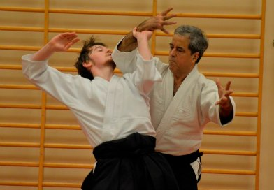 Μάθημα Kihon Waza – Βασική τεχνική από τον Sensei Γ. Κολιόπουλο